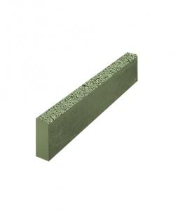 Бордюр тротуарный ВЫБОР Гранит поребрик БР 100.20.6 Зелёный