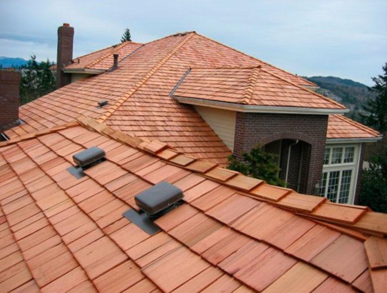 Полный цикл работ по настилу крыши около Нальчика