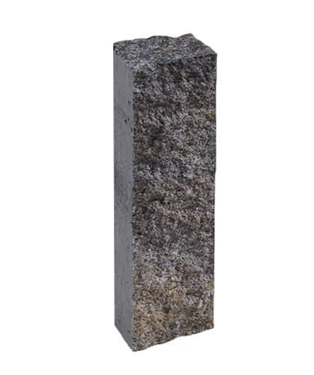 Ландшафтный элемент ВЫБОР ПАЛИСАД 1ПП 50.15.12-к 500*150*120 Искусственный камень колотая Базальт