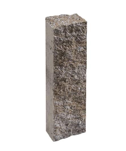 Ландшафтный элемент ВЫБОР ПАЛИСАД 1ПП 50.15.12-к 500*150*120 Искусственный камень колотая Степняк