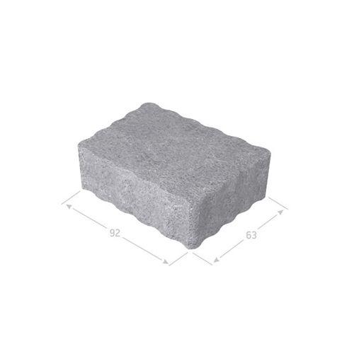 Тротуарная плитка Ландшафт Беганит 40 мм