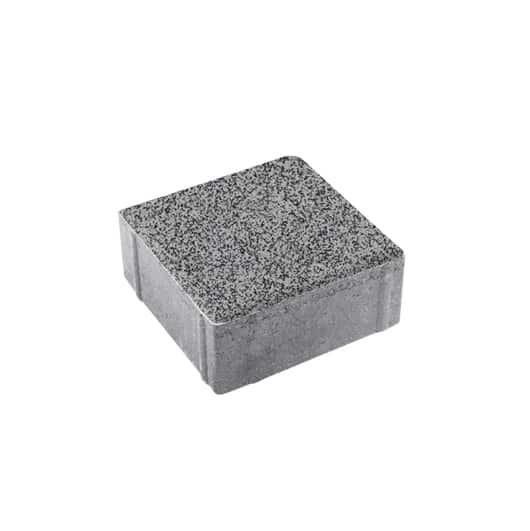 Тротуарные плиты ВЫБОР Гранит ЛА-ЛИНИЯ А.2.К.4 Серый с черным