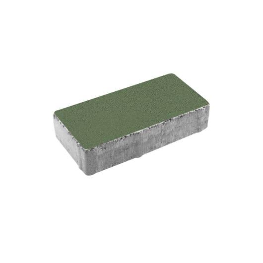 Тротуарные плиты ВЫБОР Стандарт ЛА-ЛИНИЯ А.2.П.4 Зеленый