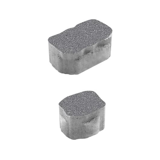 Тротуарные плиты ВЫБОР Гранит АРЕНА Б.1.АР.6 Серый