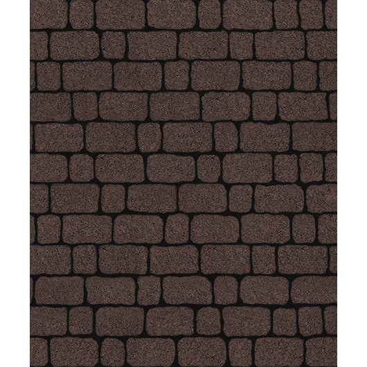 Тротуарные плиты ВЫБОР Стандарт АРЕНА Б.1.АР.6 Коричневый