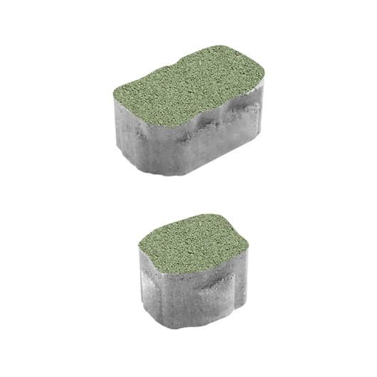 Тротуарные плиты ВЫБОР Стандарт АРЕНА Б.1.АР.6 Зеленый