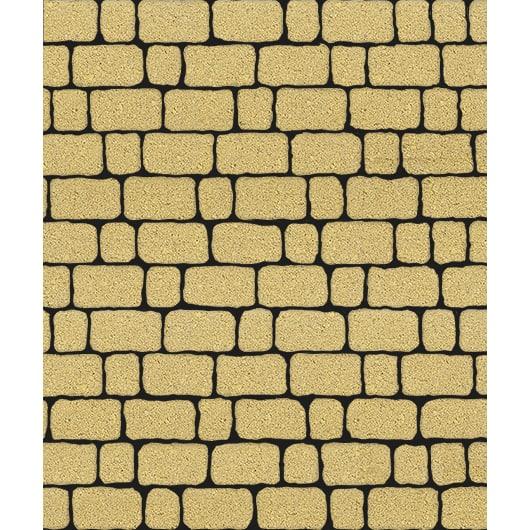 Тротуарные плиты ВЫБОР Стандарт АРЕНА Б.1.АР.6 Желтый