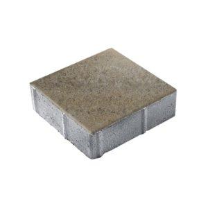 Тротуарные плиты ВЫБОР Искусственный камень ЛА-ЛИНИЯ Б.1.К.6 Базальт