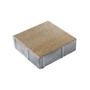 Тротуарные плиты ВЫБОР Искусственный камень ЛА-ЛИНИЯ Б.1.К.6 Степняк