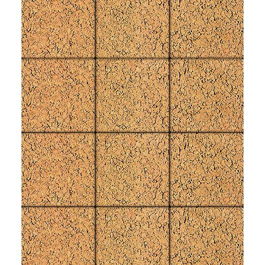 Тротуарные плиты ВЫБОР Листопад гладкий ЛА-ЛИНИЯ Б.1.К.8 Сахара