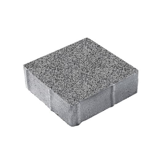 Тротуарные плиты ВЫБОР Стоунмикс ЛА-ЛИНИЯ Б.1.К.8 Серый с черным