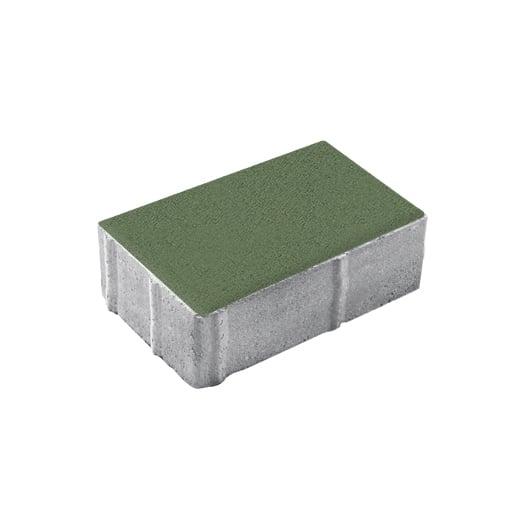 Тротуарные плиты ВЫБОР Стандарт ЛА-ЛИНИЯ Б.1.П.8 Зеленый
