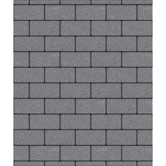 Тротуарные плиты ВЫБОР Стандарт ЛА-ЛИНИЯ Б.2.П.8 Серый