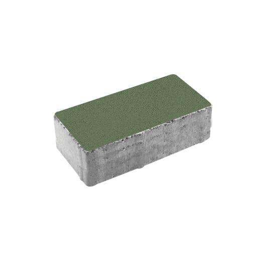 Тротуарные плиты ВЫБОР Стандарт ЛА-ЛИНИЯ Б.2.П.8 Зеленый