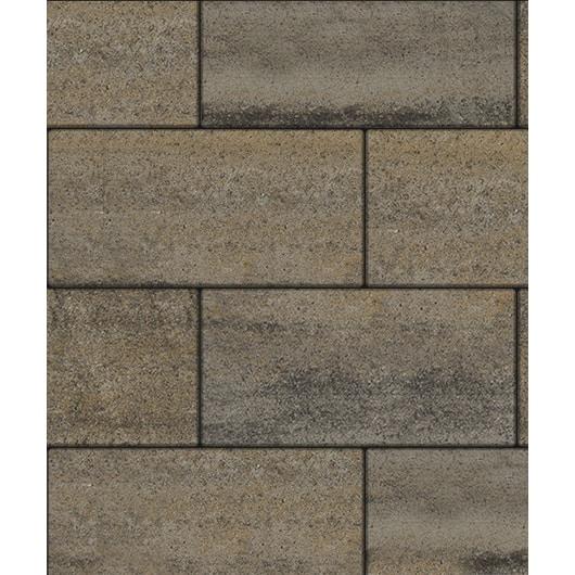 Тротуарные плиты ВЫБОР Искусственный камень ЛА-ЛИНИЯ Б.5.П.6 Базальт