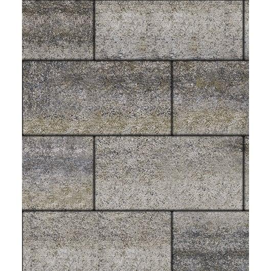 Тротуарные плиты ВЫБОР Искусственный камень ЛА-ЛИНИЯ Б.5.П.6 Габбро