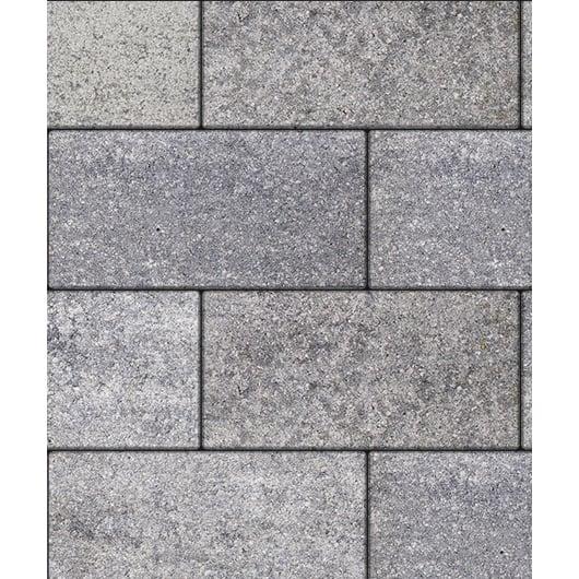 Тротуарные плиты ВЫБОР Искусственный камень ЛА-ЛИНИЯ Б.5.П.6 Шунгит