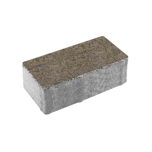Тротуарные плиты ВЫБОР Искусственный камень ЛА-ЛИНИЯ Б.5.П.8 Базальт