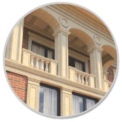 Пилястры фасадные