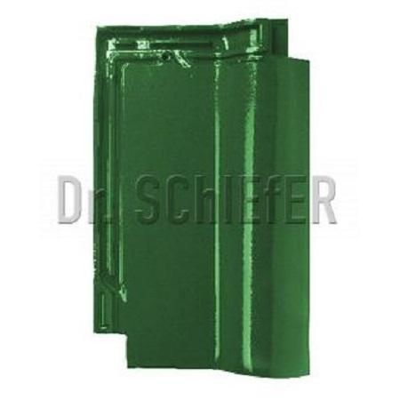 Керамическая рядовая черепица Meyer-Holsen Ravensberger маркато светло-зеленый