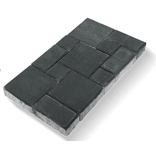 Тротуарная плитка Ландшафт Винтаж 60 мм