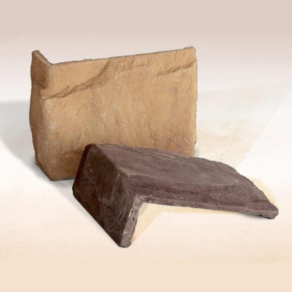 Искусственный облицовочный камень EcoStone Угловой элемент