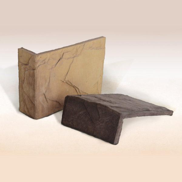 Искусственный облицовочный камень EcoStone Денвер Угловой элемент