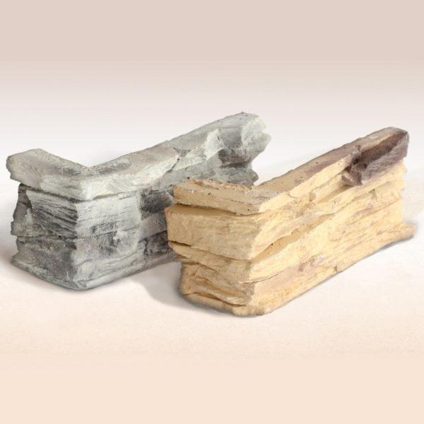 Искусственный облицовочный камень EcoStone Эльдорадо Угловой элемент