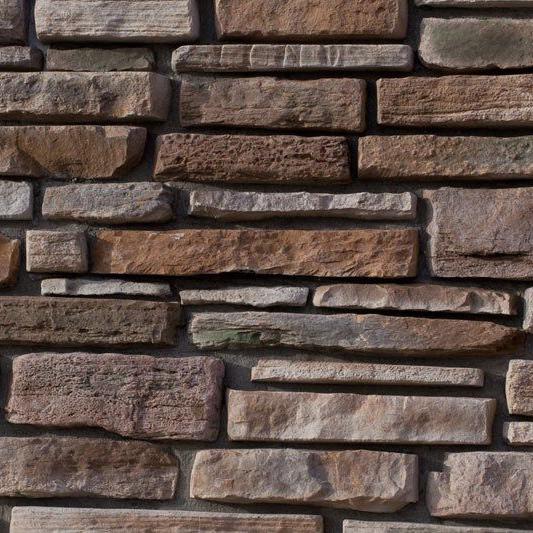 Искусственный облицовочный камень EcoStone Каньон 06-18