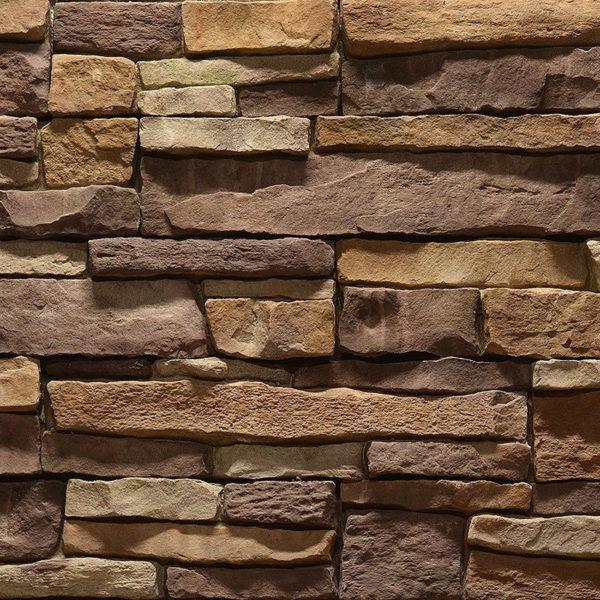 Искусственный облицовочный камень EcoStone Колорадо 06-18