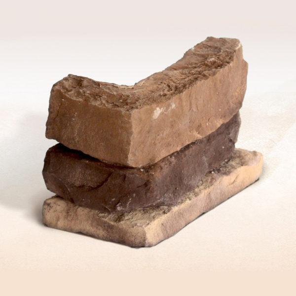 Искусственный облицовочный камень EcoStone Колорадо Угловой элемент