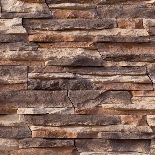 Искусственный облицовочный камень EcoStone Невада 01-16