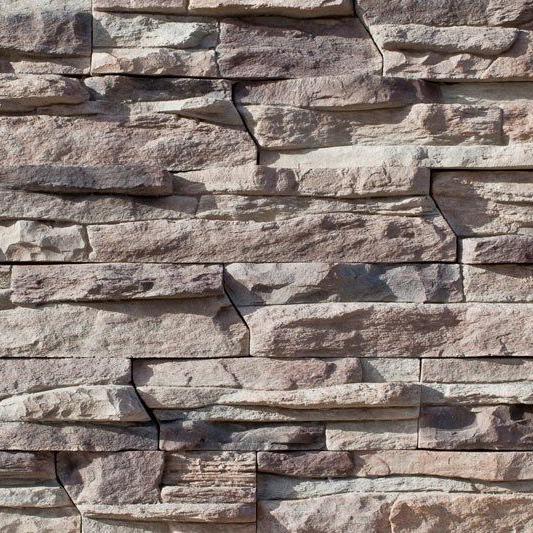 Искусственный облицовочный камень EcoStone Невада 06-08