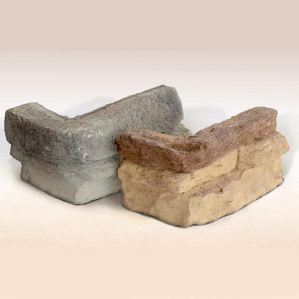 Искусственный облицовочный камень EcoStone Невада Угловой элемент