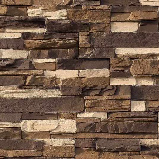 Искусственный облицовочный камень EcoStone Вислер 01-30