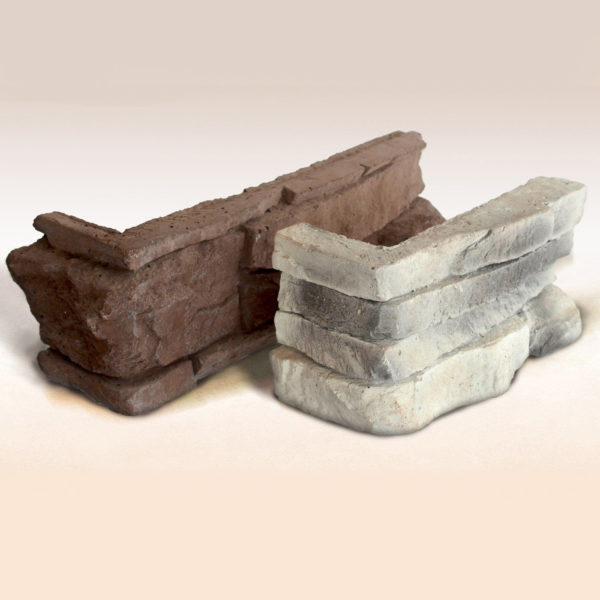 Искусственный облицовочный камень EcoStone Вислер Угловой элемент