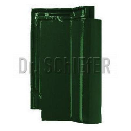 Керамическая рядовая черепица Meyer-Holsen Ravensberger маркато темно-зеленый