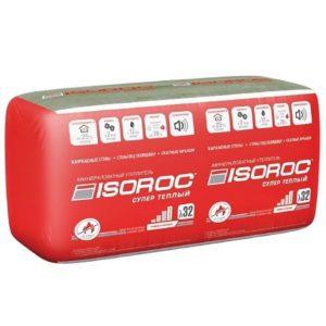 Утеплитель Isoroc Изолайт 1000х610х50 мм