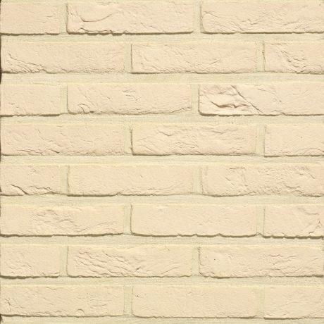 Кирпич облицовочный ручной формовки Terca Forum Branco, 215*102*65 мм