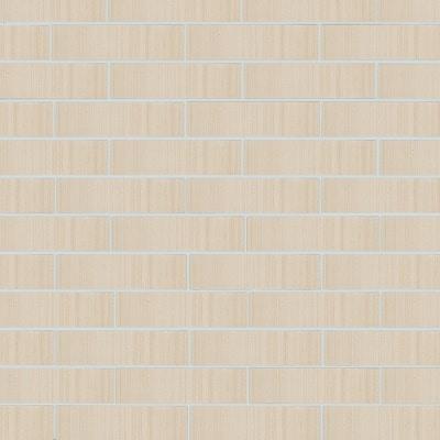 Облицовочный керамический кирпич Керма Пшеничное лето (бархат) 1 NF