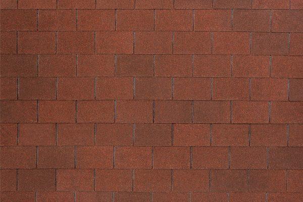 Tegola NOBIL TILE Лофт красно-коричневый