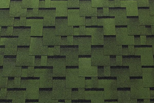 Tegola TOP SHINGL Футуро зелёный