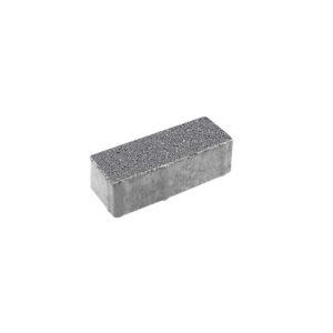 Тротуарная плитка ВЫБОР Гранит Паркет 180*60*60 мм Серый