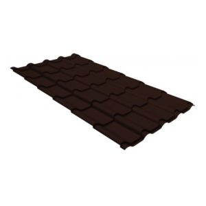 камея 0,5 GreenCoat Pural Matt RR 887 шоколадно-коричневый