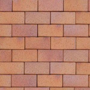 Клинкерная тротуарная брусчатка ABC Herbstlaub-hell, 200х100х45 мм