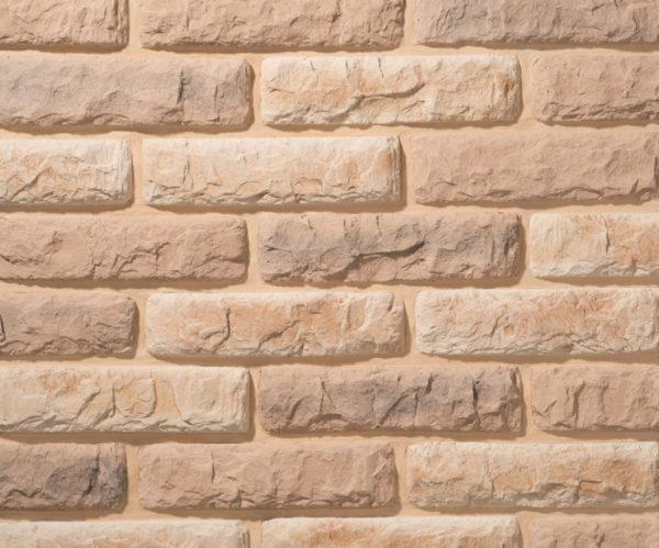 Искусственный камень Идеальный Камень Старинный кирпич 1+2