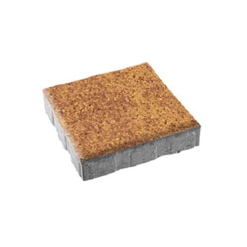 Тротуарная плитка ВЫБОР Искусственный камень КВАДРУМ Б.5.К.6 Каир