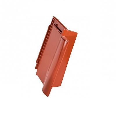 Керамическая черепица боковая правая Koramic Alegra 9 Noble Brick-Red