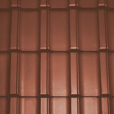 Керамическая черепица Koramic Cosmo 11 Copper Brown 1