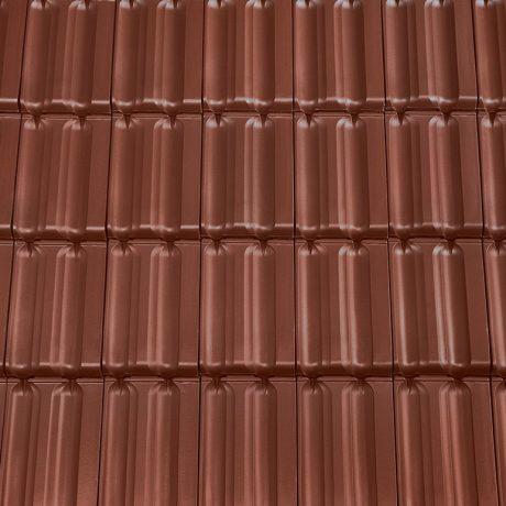 Керамическая черепица Koramic Mondo 11 Copper Brown 1